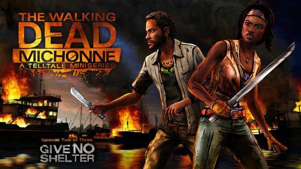 The Walking Dead: Michonne episode 2