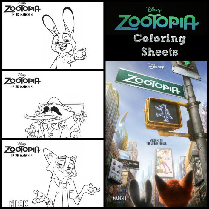 Zootopia Coloring Sheets and Additional Clips – #Zootopia #ZootopiaEvent https://t.co/4Idx64ighX https://t.co/2hcYj19Jye