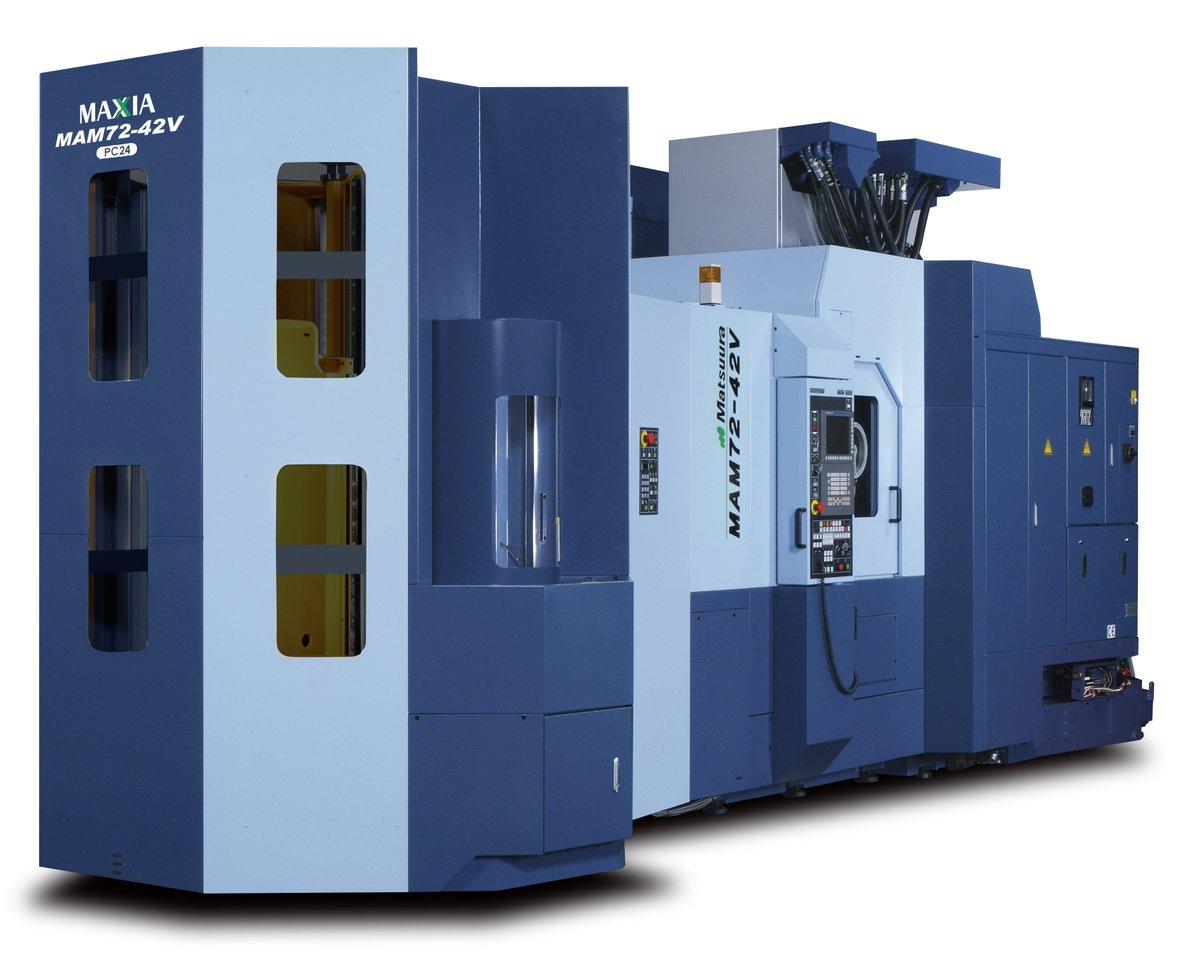 Matsuura Machinery on Twitter: