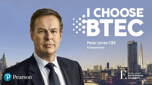 Our founder @dragonjones joins @teachBTEC & @BTECStudents to champion BTEC. #ichoosebtec https://t.co/na4hZoHzjH https://t.co/Rao0ou5pJW