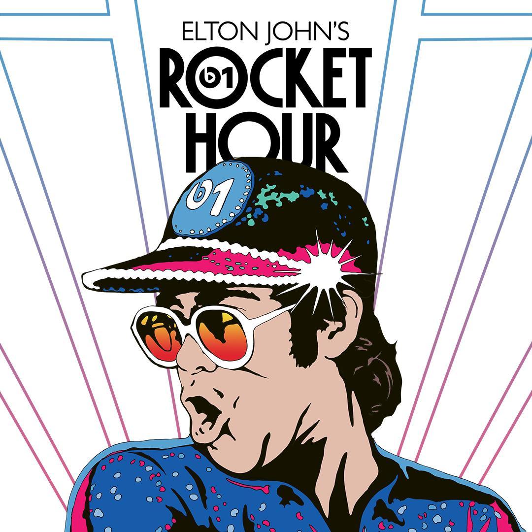 """Resultado de imagen de elton john """"Rocket Hour"""""""
