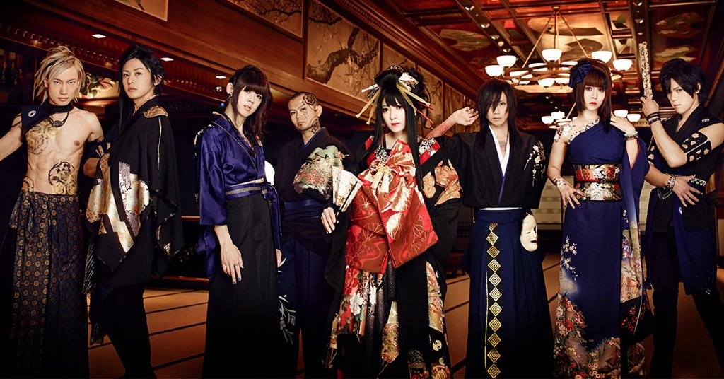 TONIGHT -- @WagakkiBand! Doors: 7P. Get more info and tickets at https://t.co/RONW8dsTrQ https://t.co/WIhaDMFhs5