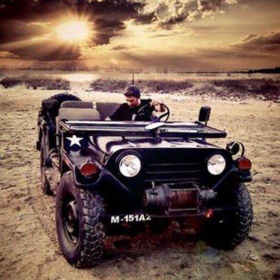 Inspiracecars On Twitter WW2 Willys Jeep Willysjeep