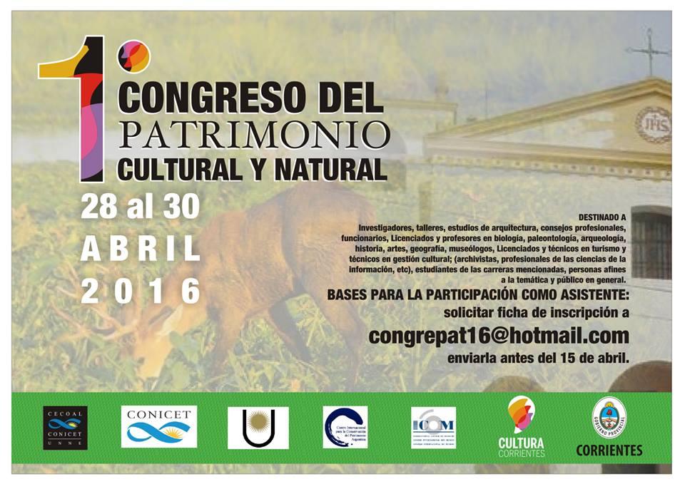 img congreso patrimonio cultural y natural