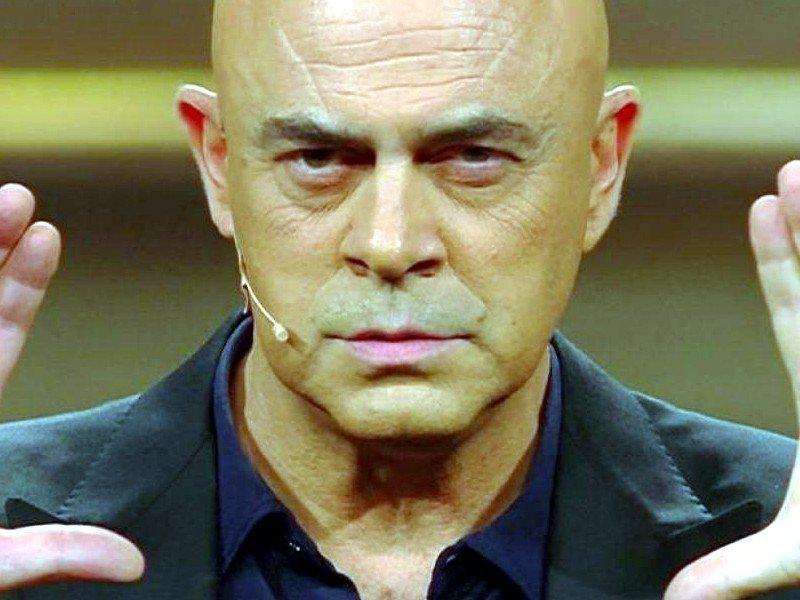 Video Crozza a Ballarò con Cuperlo, Berlusconi e la legge elettorale