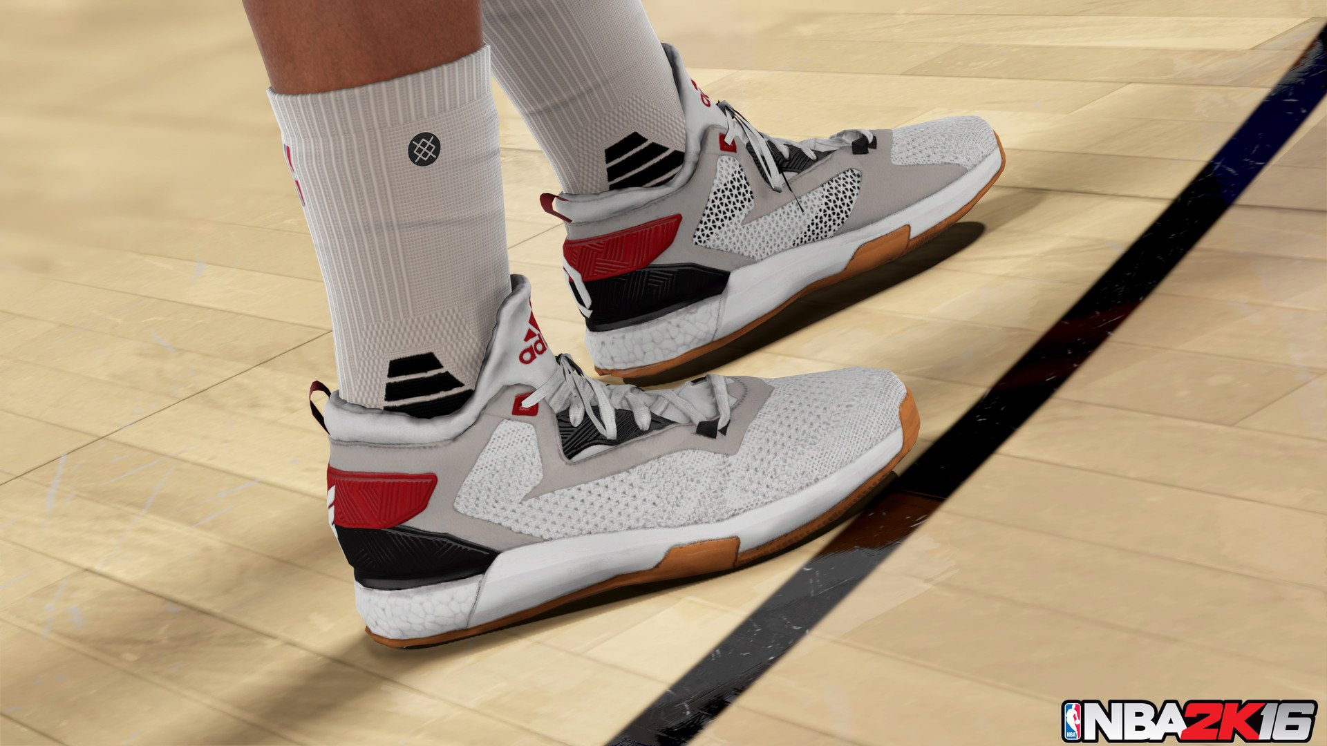 Nba 2k21 On Twitter Seven New Shoes Were Added To Nba2k16 Including The Adidas D Lillard 2 Adidas Crazy Light Boost 2 5 More Https T Co 9k8ocsizqy