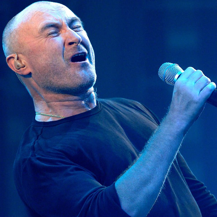 Phil Collins returns for first live show in six years  https://t.co/RWpOiPZqKg https://t.co/QIurzbVZSd