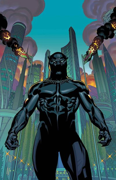 .@tanehisicoates takes us back to Wakanda with #BlackPanther in April. https://t.co/iMSHr1OiRE https://t.co/BcecRHEq8D