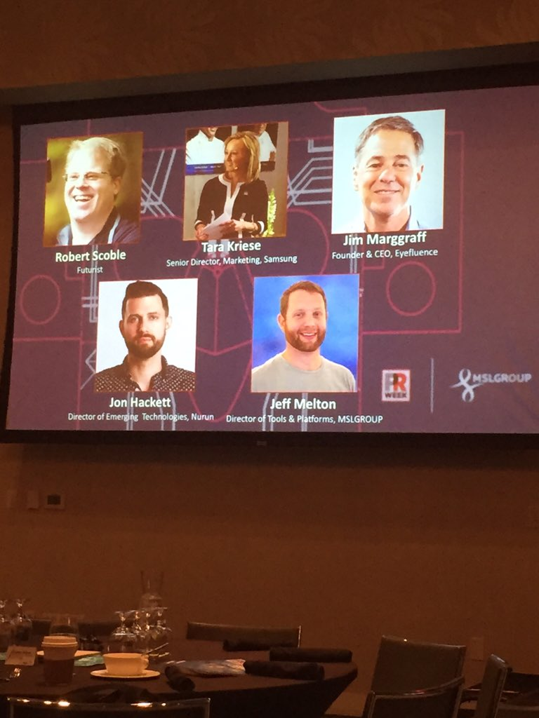 Incredible lineup for @MSLGROUPNA  panel on #VR #VirtualReality #MSLSxSW #SXSW https://t.co/TuXzILBt5E