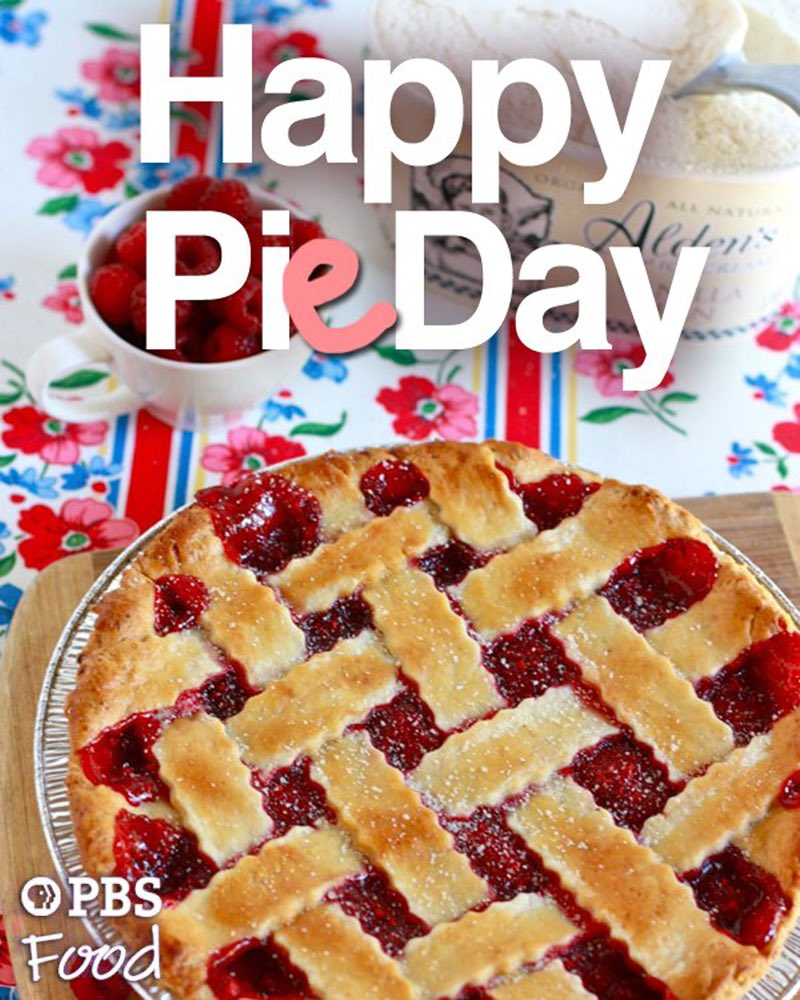 Happy #PiDay from everyone who uses today as an excuse to eat #pie! https://t.co/zVCaE2Ad2y
