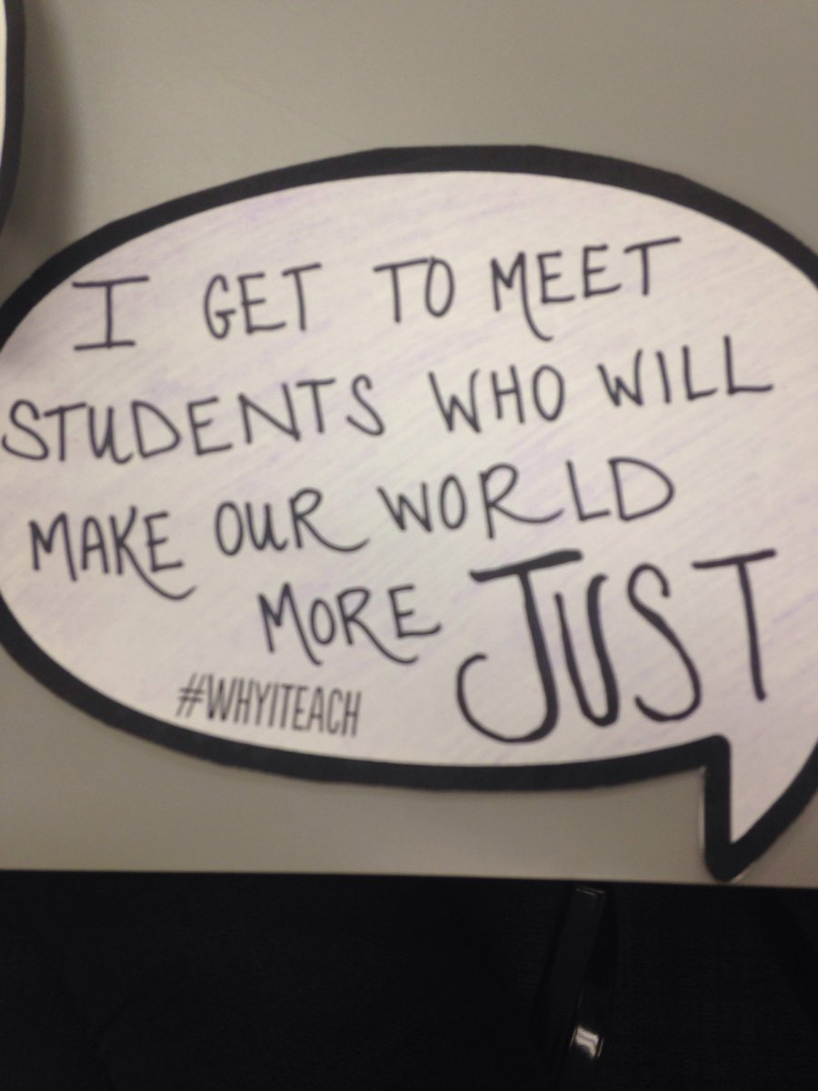 This is #whyiteach https://t.co/SysssOB9a3