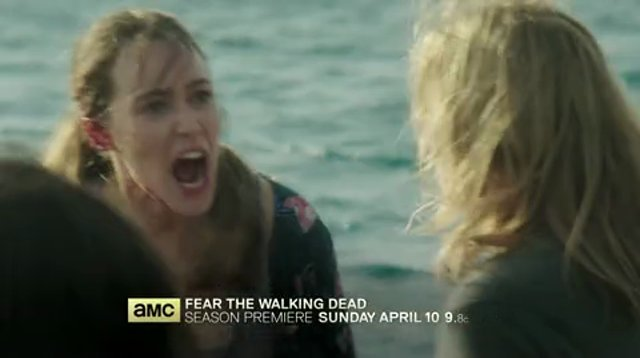 Fear The Walking Dead - Season 2 - New Promo  https://t.co/m2CG1Ua9lG https://t.co/mINgCTtUYq