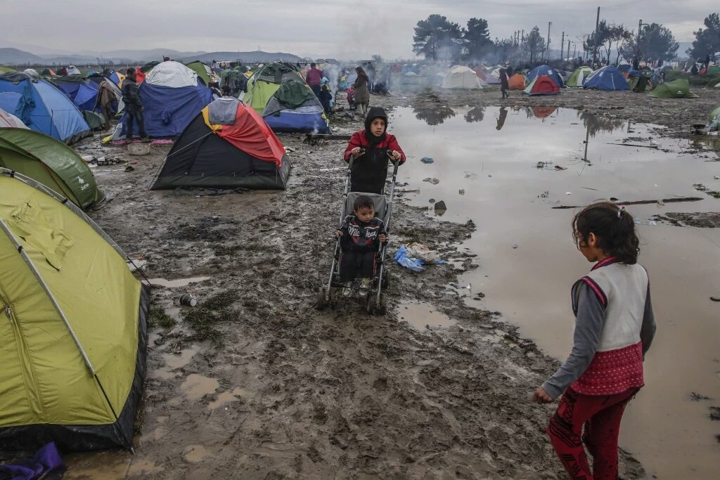 La crisi dei migranti tra Grecia e Macedonia