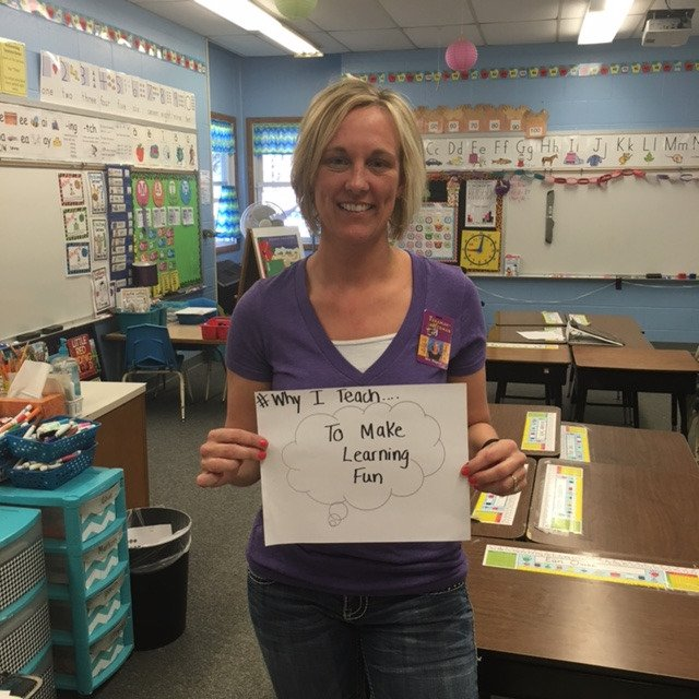 #whyiteach #tigerpride https://t.co/Uys4hUTL8i