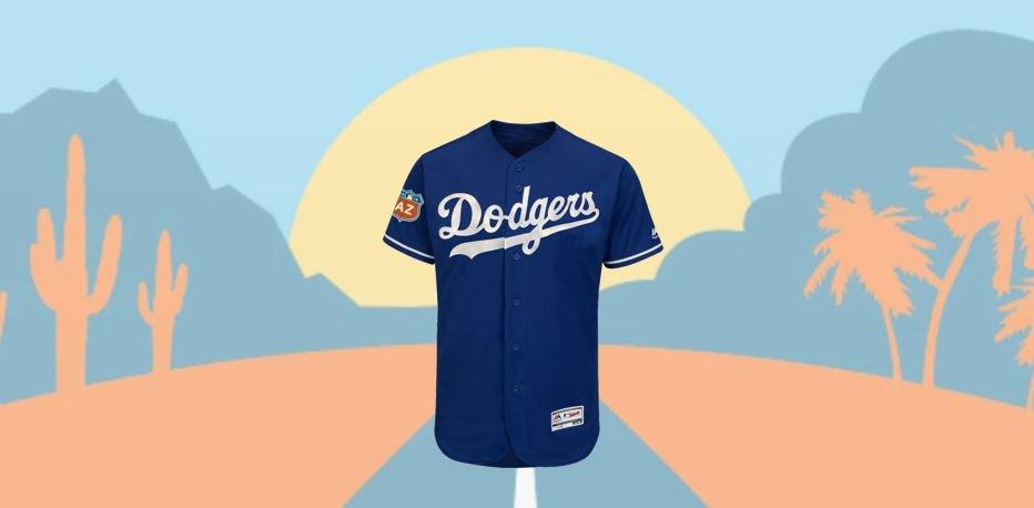 aa6441ffa5a #30Clubs30Days rolls on w/ Matt, @TheMayorsOffice & @Dodgers, 7pE! RETWEET  for a shot at an @OfficialMLBShop jersey!pic.twitter.com/Na6nwWQ37L