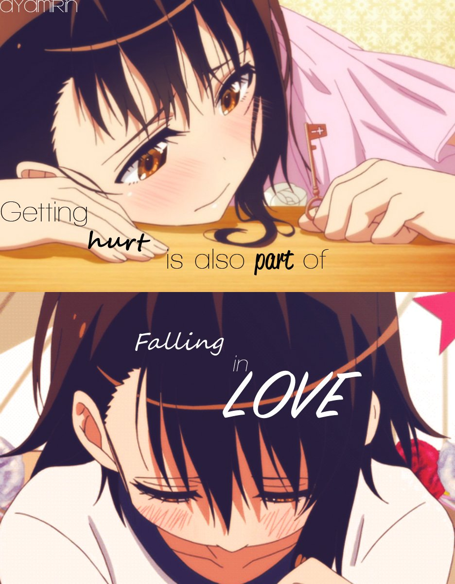 The Shy Anime Nerd On Twitter Getting Hurt Is Also A Part Of Falling In Love But Pain Worth ItAnimeQuotes Tco TSvaX7rWlQ
