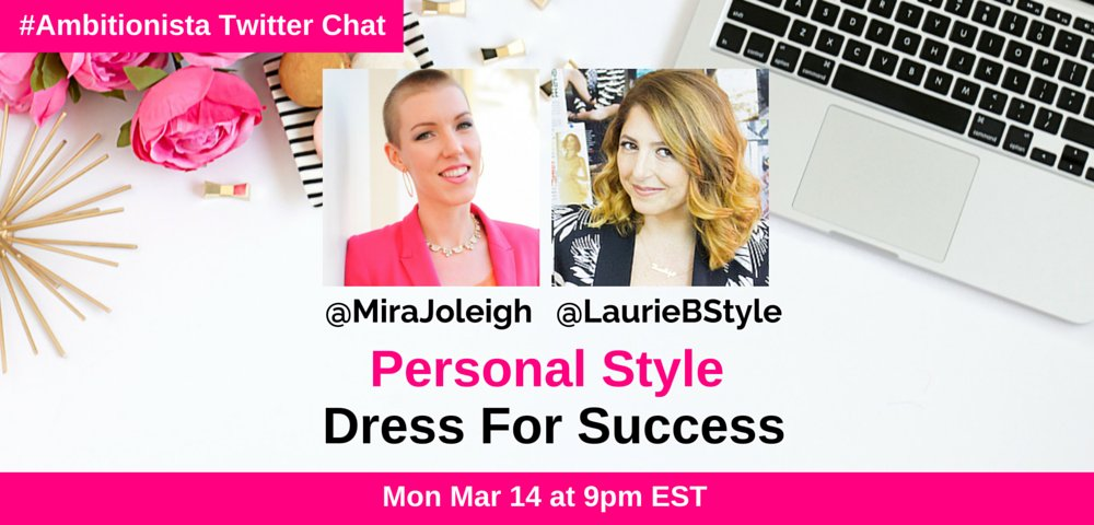Thumbnail for #Ambitionista Chat:  Personal Style > Dress for Success