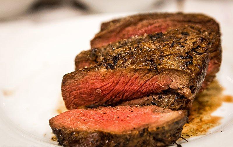 Steak a bjs deň