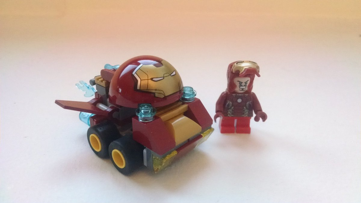"Lego Marvel Moc: StudShooter! On Twitter: ""Hulkbuster-Mobile! Love This"