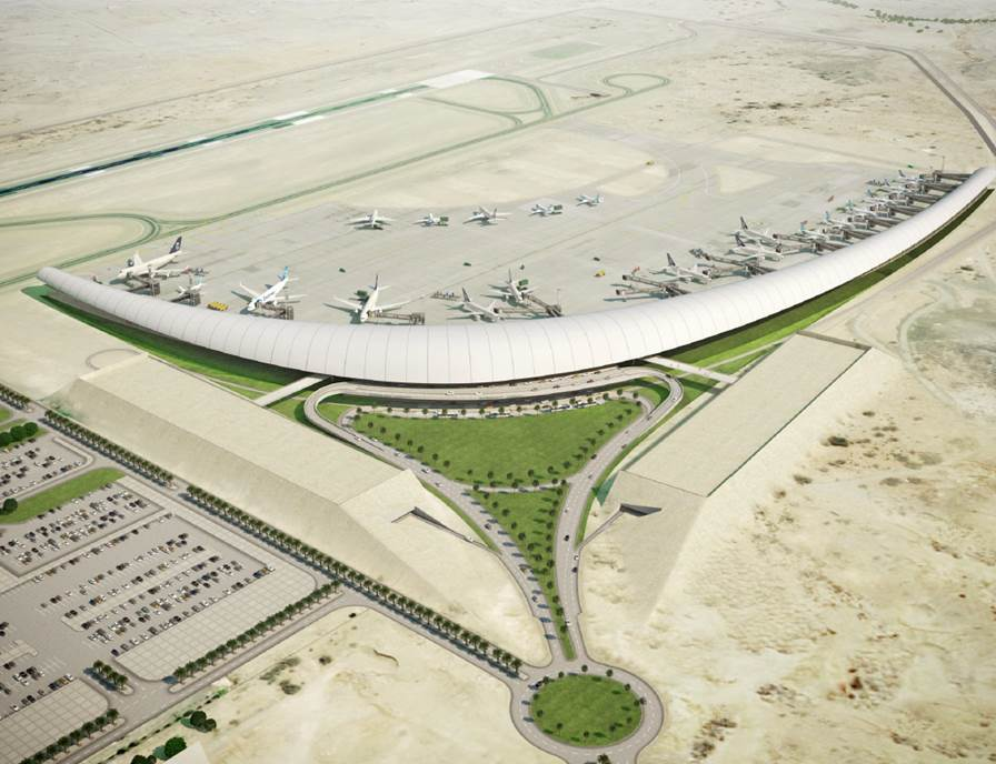 Abha Regional Airport - Designed by our team
