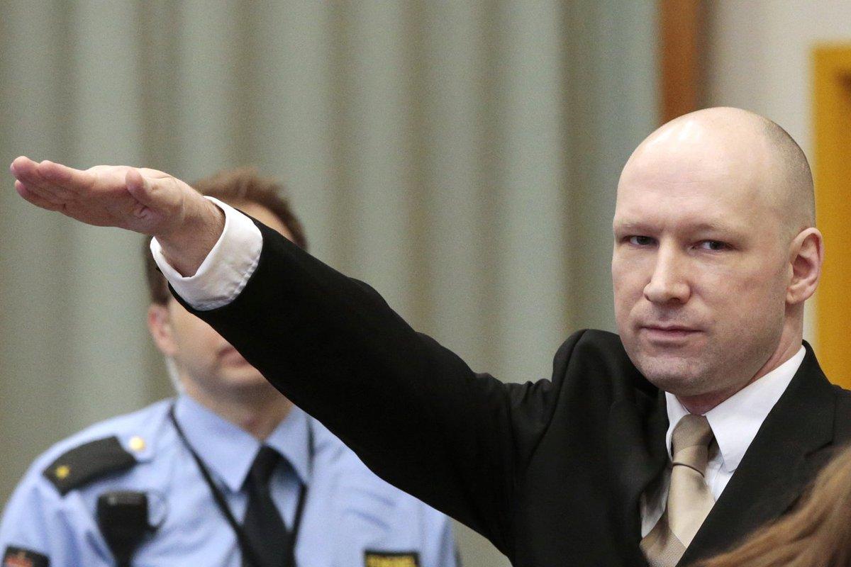 Брейвик выиграл судебный процесс против Норвегии о «бесчеловечном обращении»