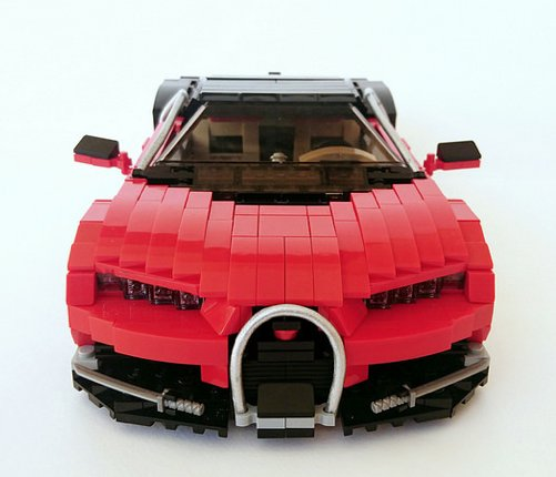 car waffle on twitter this 1 500bp brick power lego built bugatti chiron is all kinds of. Black Bedroom Furniture Sets. Home Design Ideas