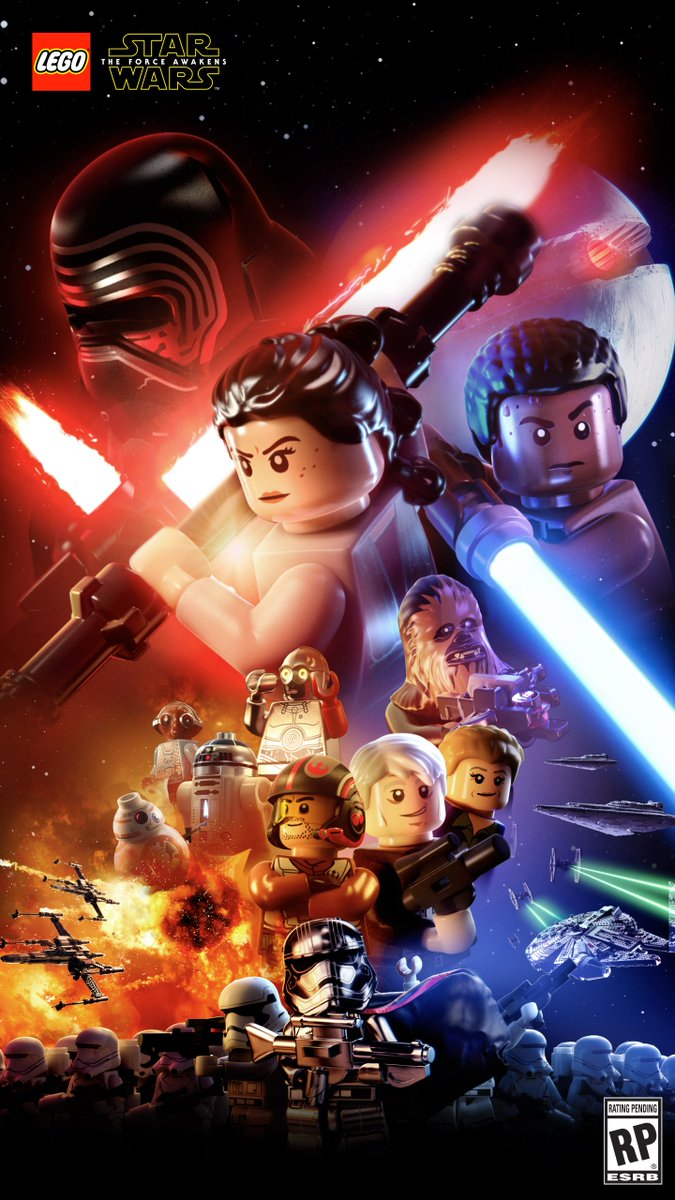Lego Star Wars Game On Twitter May The Force Be With You With