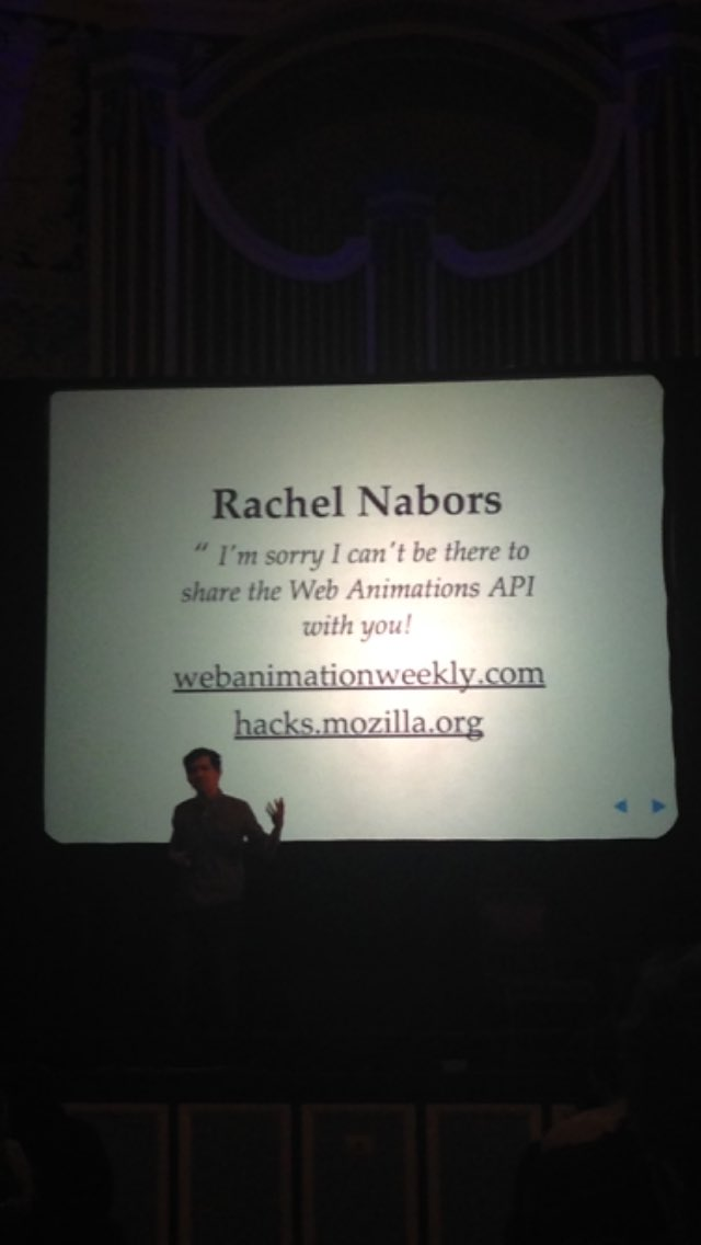 Here you are @rachelnabors #smashingconf #webanimation https://t.co/jw9k1ScyeP