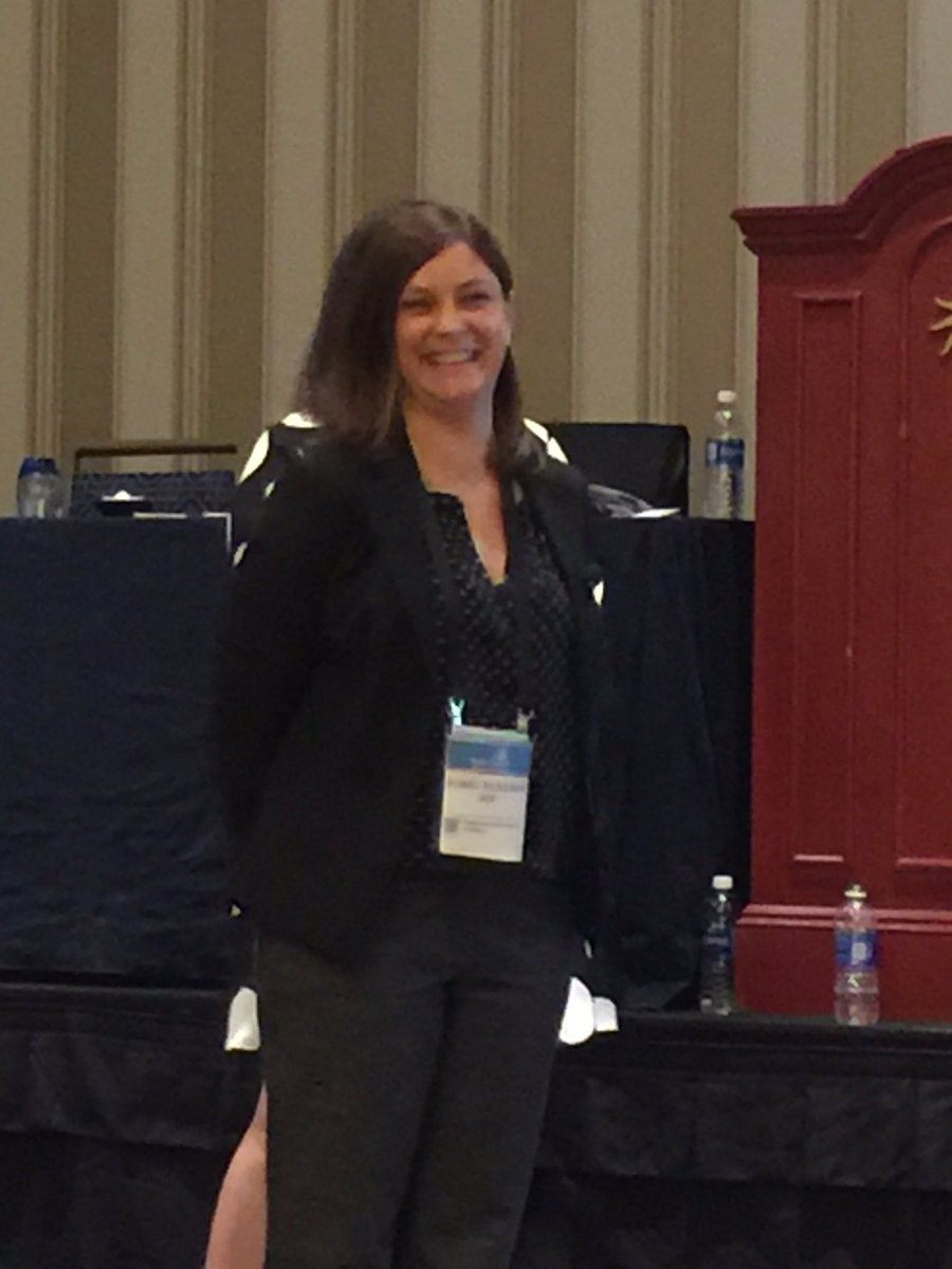 Kristen McMullen & crew leading an energetic, interactive session on Hiring Mgr engagement #ADPMOTM https://t.co/kPvKAOMKHy