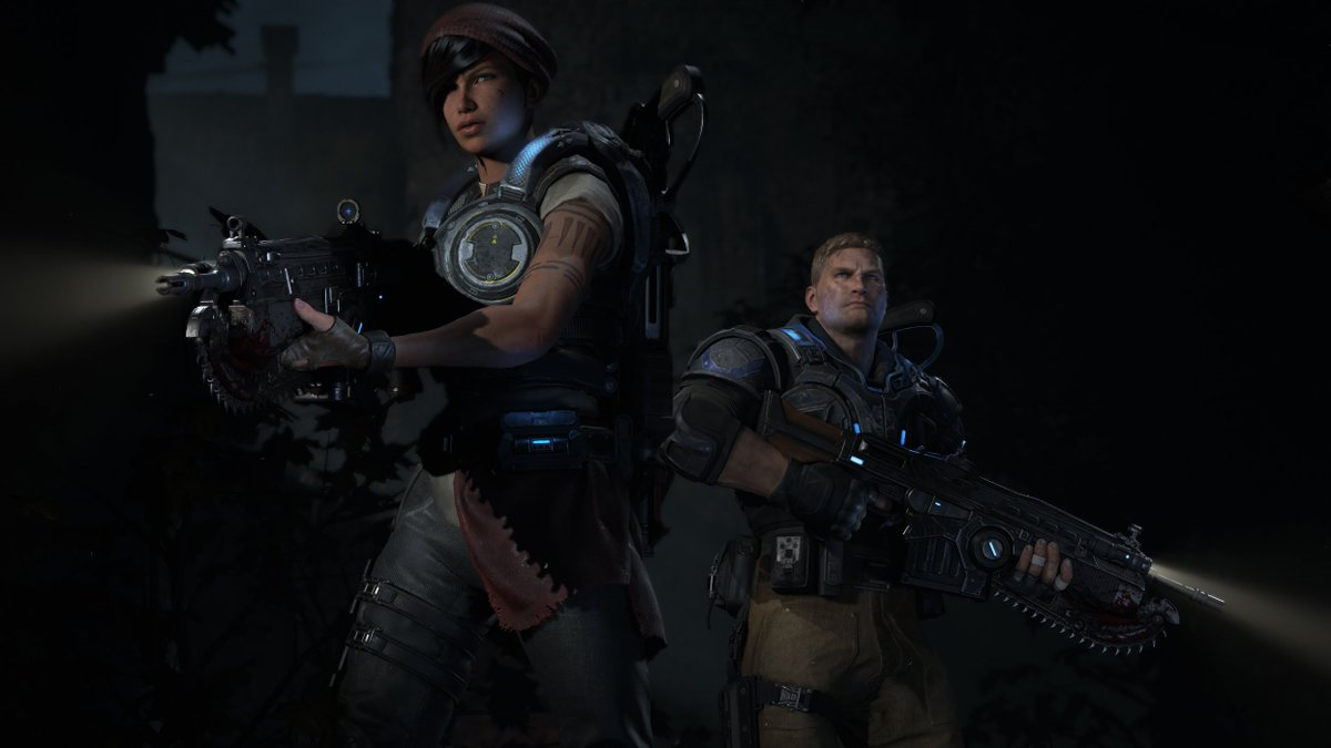 ign on twitter the gears of war 4 beta dates have been announced