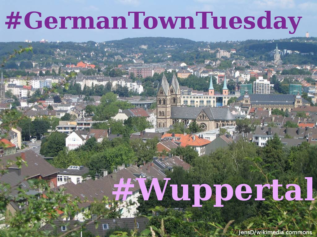 Thumbnail for Wuppertal Featured in #GermanTownTuesday
