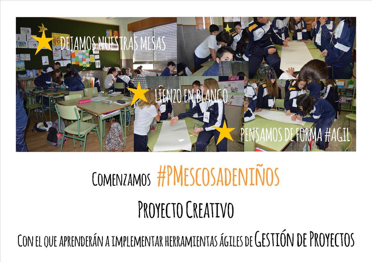 Gracias @LaSalleInstituc por la acogida. Arranca #PMescosadeniños #Management con procesos y herramientas para niños https://t.co/rzzEPS5Bi4