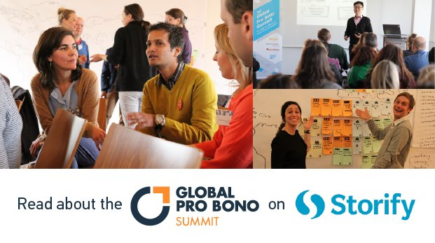 Follow the Global #ProBono Summit all week  https://t.co/LHRE8utDOt  @bmwfoundation @ConjunctConsult #GPBS2016 https://t.co/BY3ADgTpiL