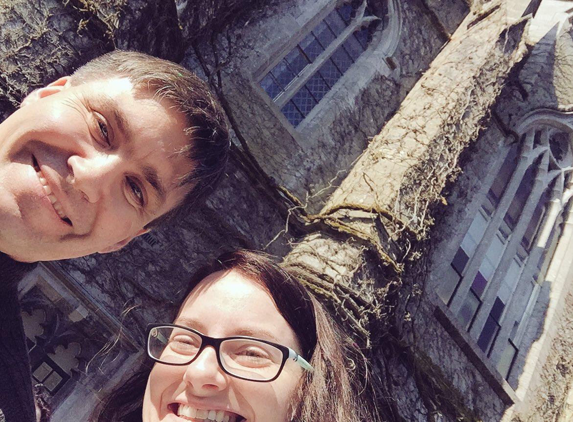 Proclamation selfie #placespark @campuscreate @NUIG_Chaplaincy https://t.co/ck2vfM5IEB