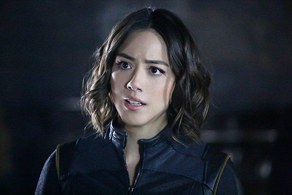 Chloe Bennet says her Asian TV superhero isn't enough—Hollywood needs more diversity.  https://t.co/rU2MvrH4mm https://t.co/v6vJGZXqYT
