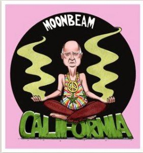Image result for cartoons california governor moonbeam