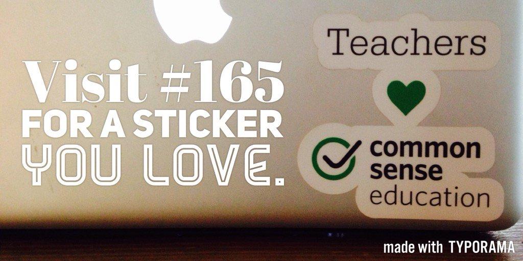 Thanks @LouisaCSM @MrJason_Jackson @OPSMrsKorf @JayGreenlinger @jmao121 for the #Cue16 love! There'll be stickers! https://t.co/zBL0tZzJcK