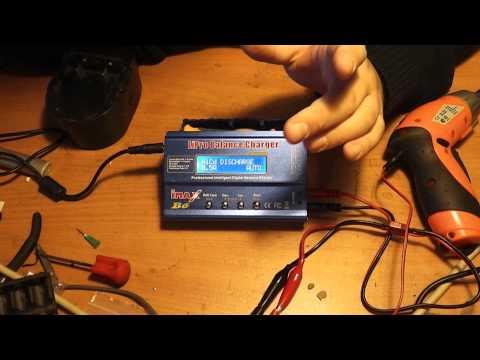 инструкция зарядного устройства duracell
