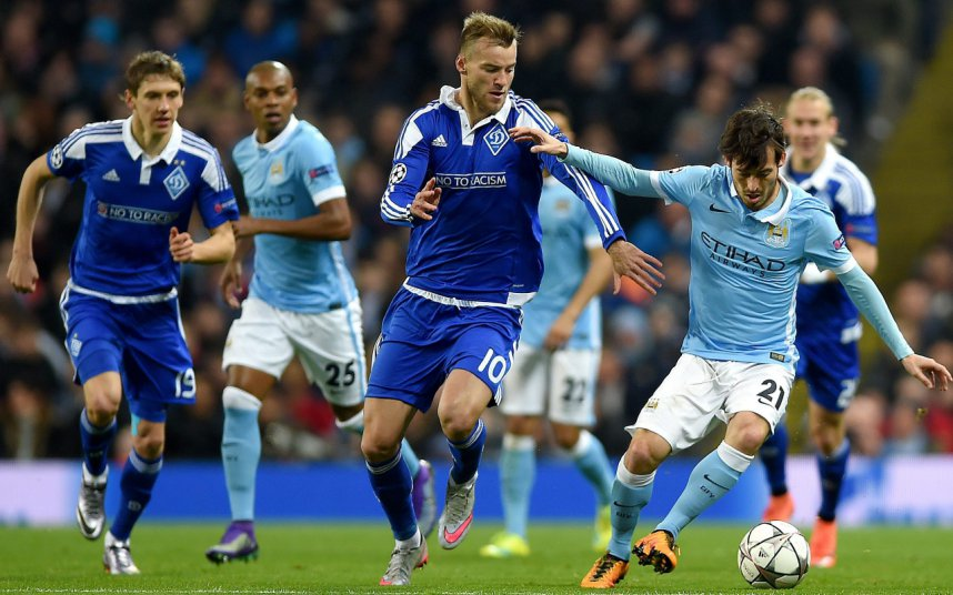 Video: Manchester City vs Dynamo Kyiv