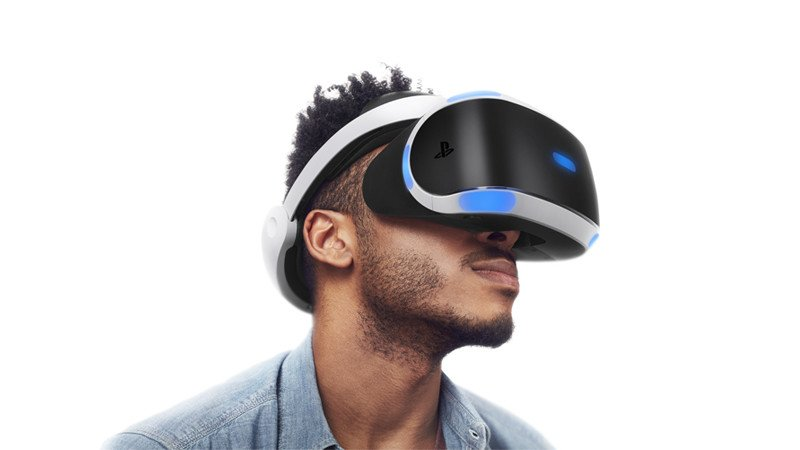 PlayStation®VR 10月に発売!