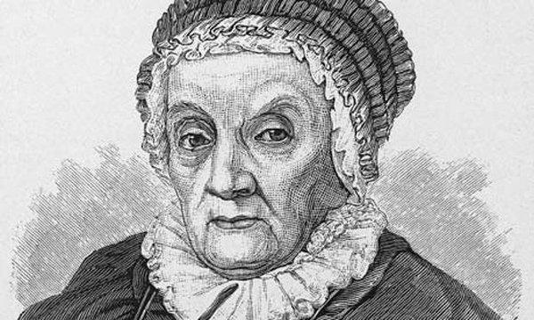 Caroline Herschel, prima donna a scoprire una cometa