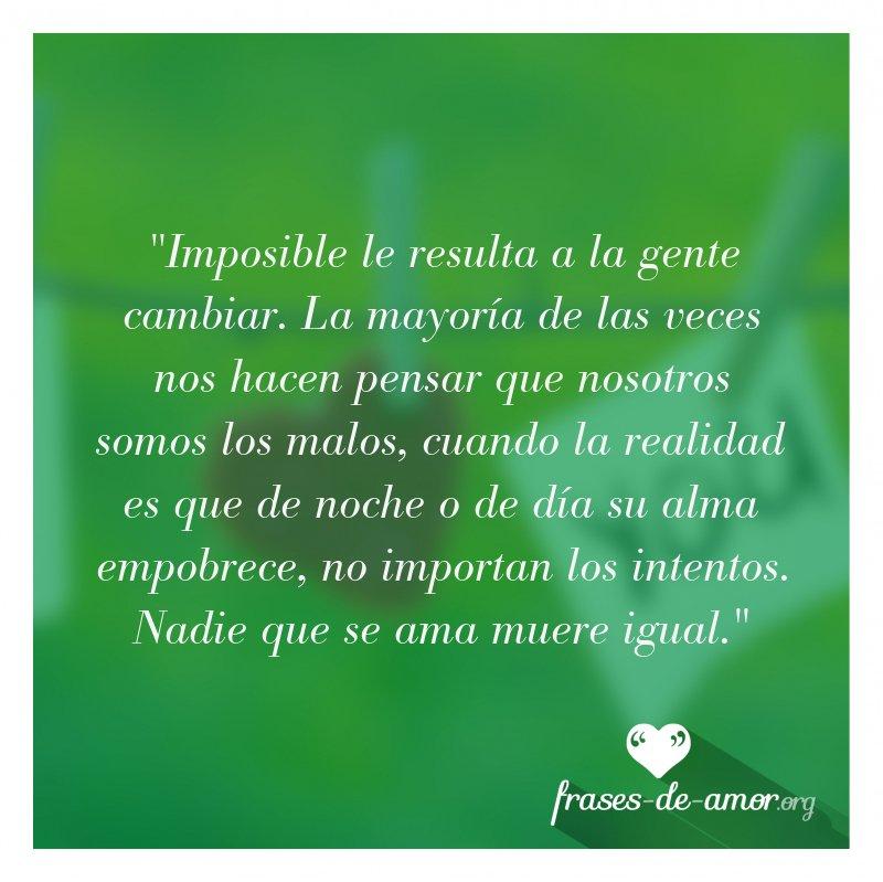 Frases De Amor A Twitter Imposible Le Resulta A La