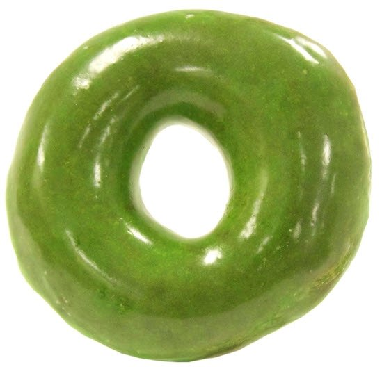 Krispy Kreme unveils green doughnuts for St. Patrick's Day https://t.co/SsUaIp2QjF https://t.co/j71uepLP0C