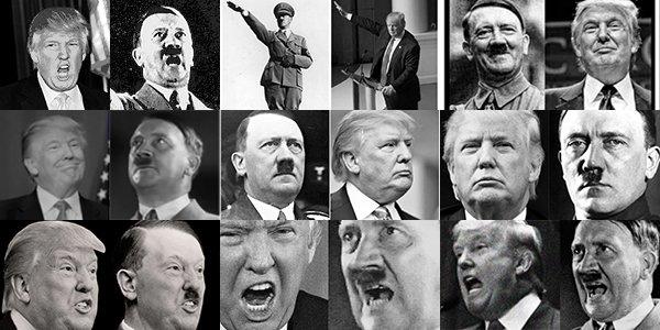 Notice any resemblance? #PrimaryDay #MakeDonaldDrumpfAgain https://t.co/MpMUkVfW0b