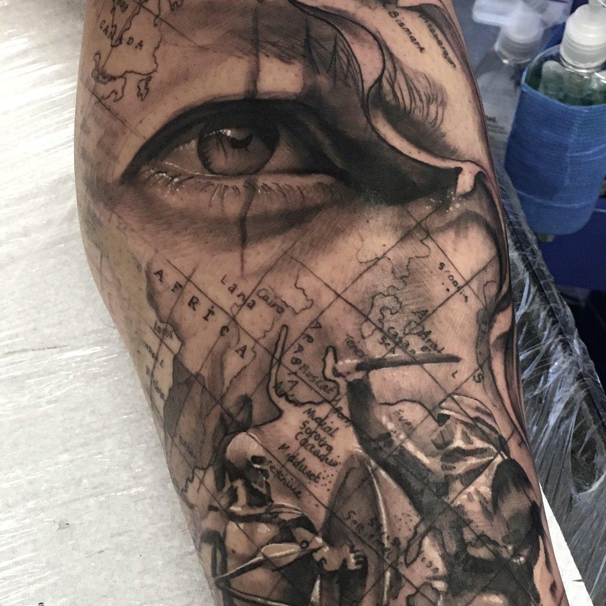 Life & Death Tattoos (@lifedeathtattoo)