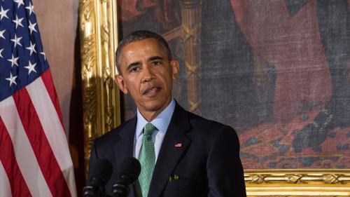 (Francetv info):#Barack #Obama dénonce les &quot;discours vulgaires&quot; de Donald Trump, sans le..  http://www. titrespresse.com/article/143842 1510/discours-vulgaires-barack-obama-donald-trump-denonce-nommer &nbsp; … <br>http://pic.twitter.com/H0ufozIQ2L