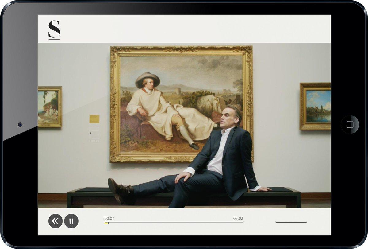 Kunstgeschichte Online – der Städel Kurs zur Moderne ist ab heute: ONLINE. https://t.co/qjbyEOoJkj #Onlinekurs https://t.co/BWiqYKwB3h