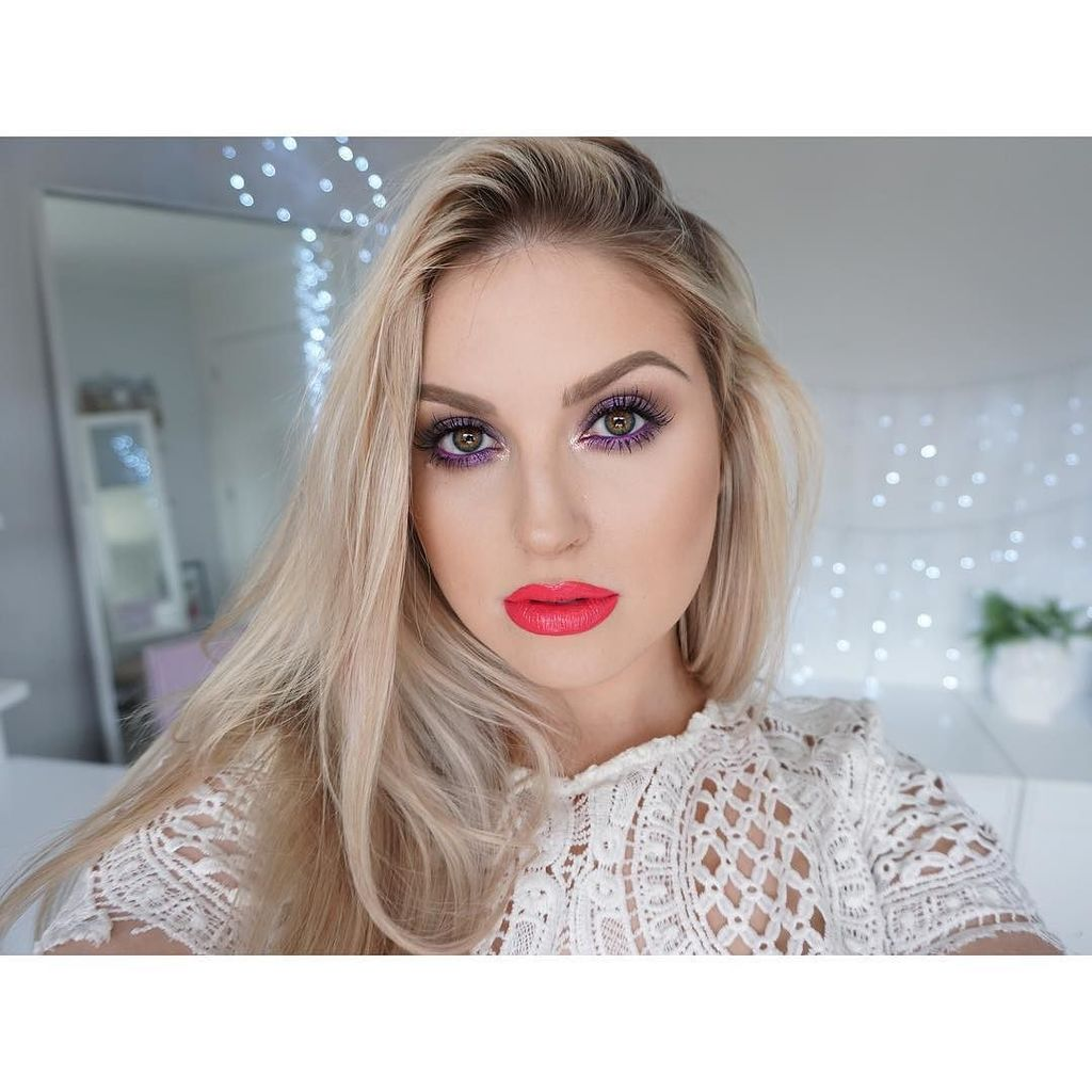 """Shaaanxo 🐼 on Twitter: """"I liked my makeup today ☺️💕 ps I ..."""