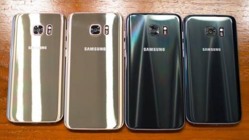 Surriscaldamento Samsung Galaxy S7