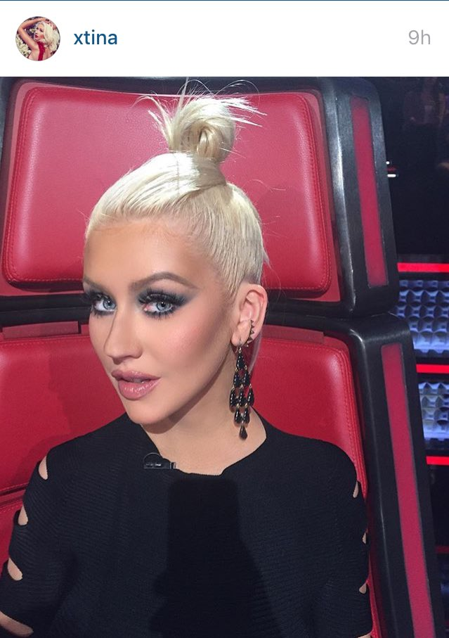 Xtina @ 'The Voice' [VII] >> Blind Auditions - Página 33 CdpWv5fWEAAYhOW